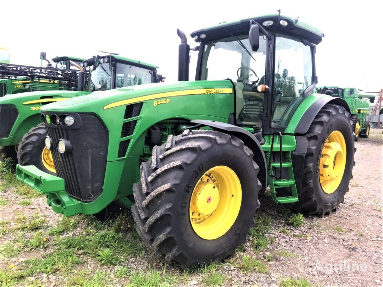 JOHN DEERE 8345R wheel tractor
