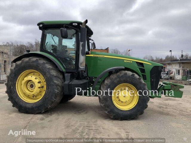 JOHN DEERE 8345R №205 wheel tractor