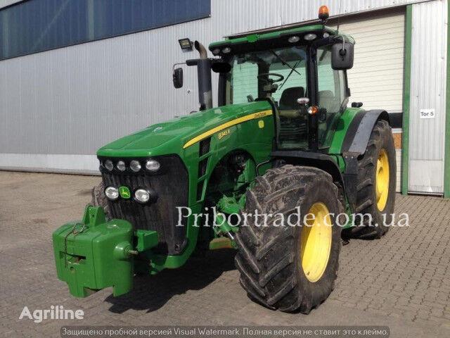 JOHN DEERE 8345R №207 wheel tractor