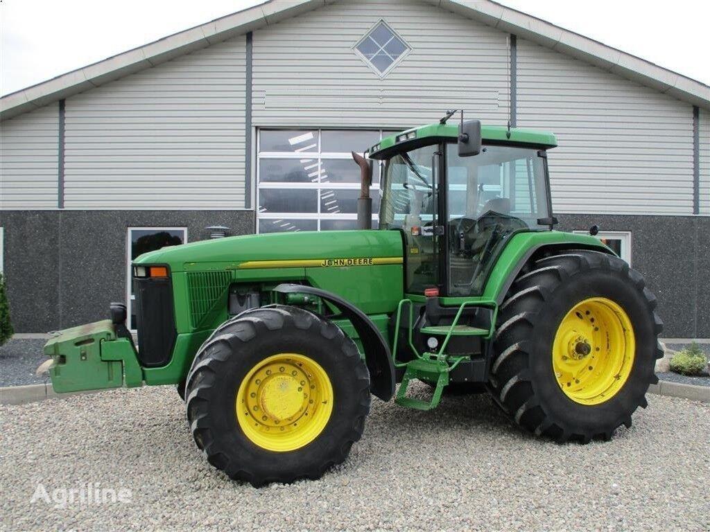 JOHN DEERE 8400 R wheel tractor