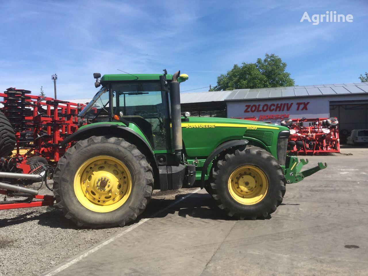 JOHN DEERE 8520-320PS POVNA SPARKA wheel tractor