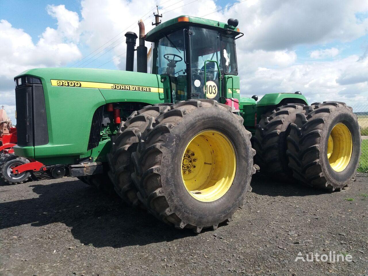 JOHN DEERE 9400 wheel tractor