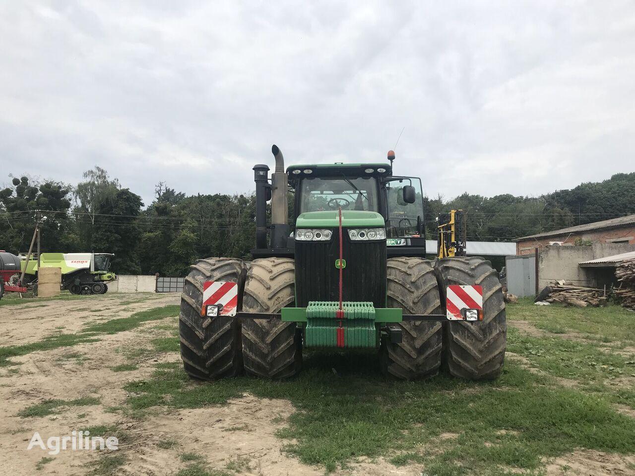 JOHN DEERE 9510R wheel tractor