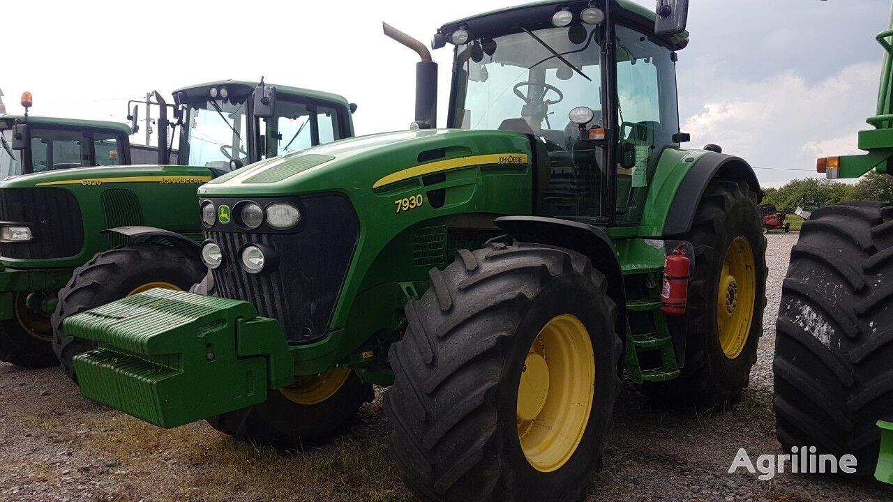 JOHN DEERE John Deere 7930 (Vzhe v Ukrayini!) wheel tractor