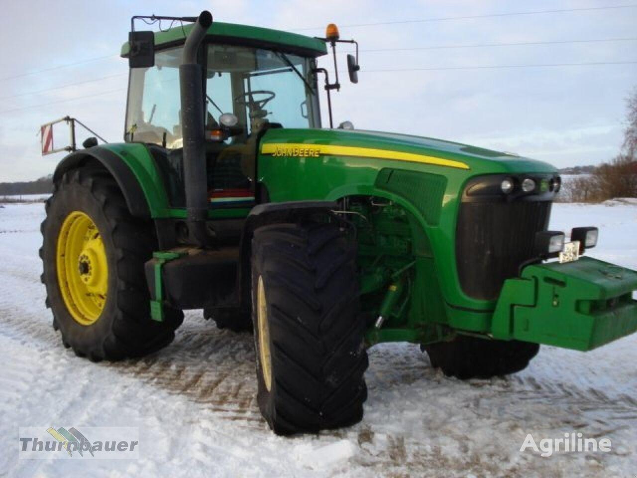 JOHN DEERE Kabine 8020 Serie wheel tractor