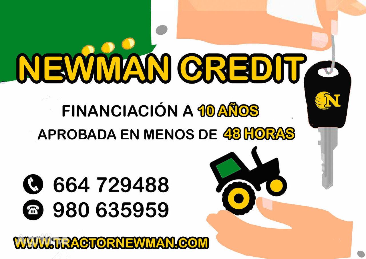JOHN DEERE NEWMAN CREDIT wheel tractor