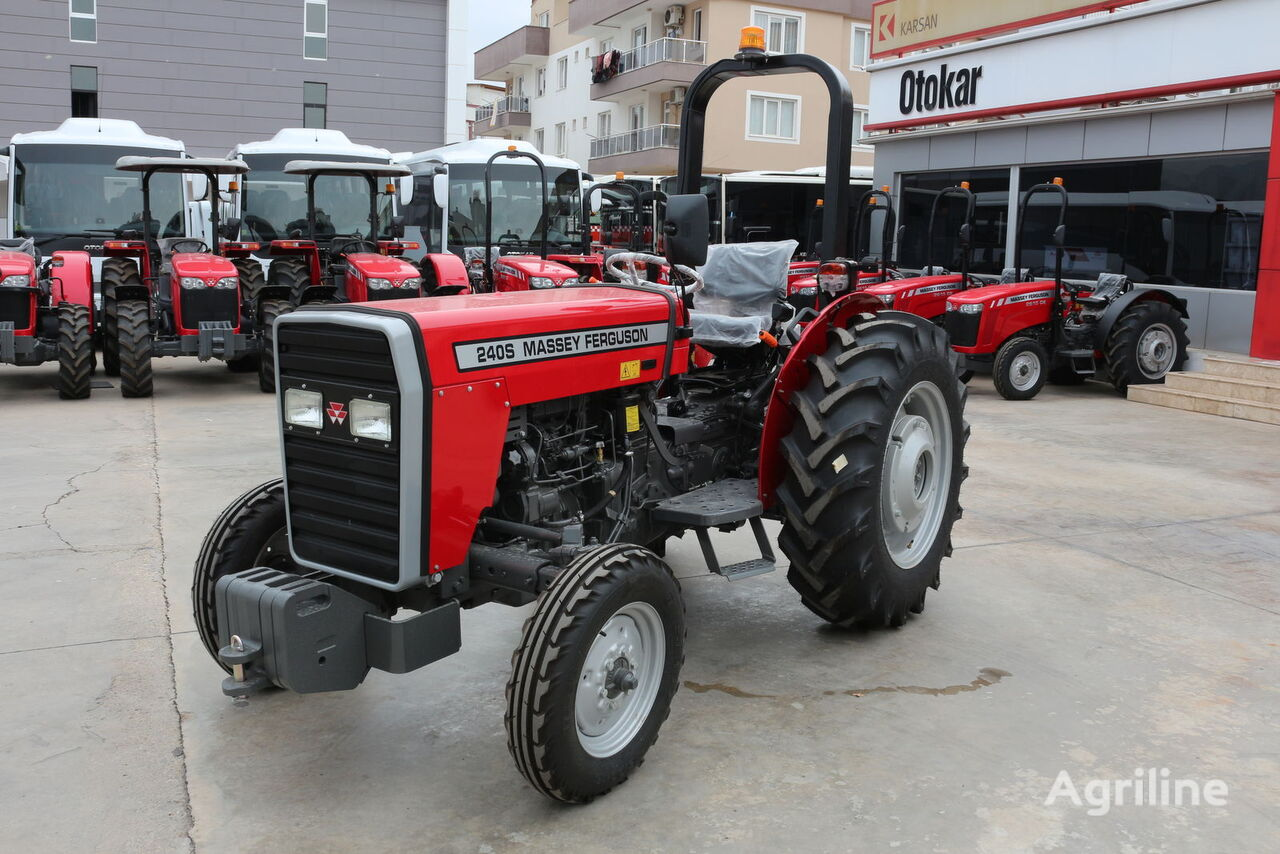new MASSEY FERGUSON 240 S wheel tractor