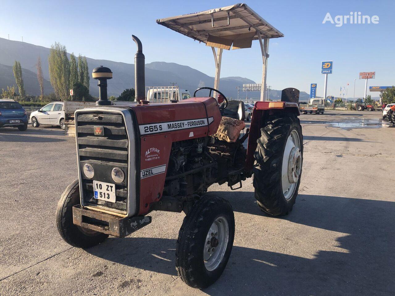 MASSEY FERGUSON 265 S wheel tractor