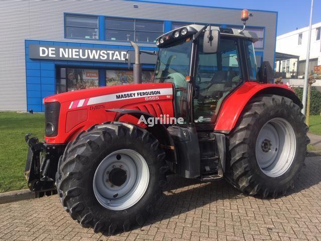 MASSEY FERGUSON 6465 DYNA 6+ KRUIP wheel tractor