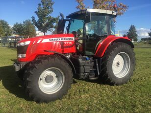MASSEY FERGUSON 7716 DYNA 6 ESSENCIAL wheel tractor