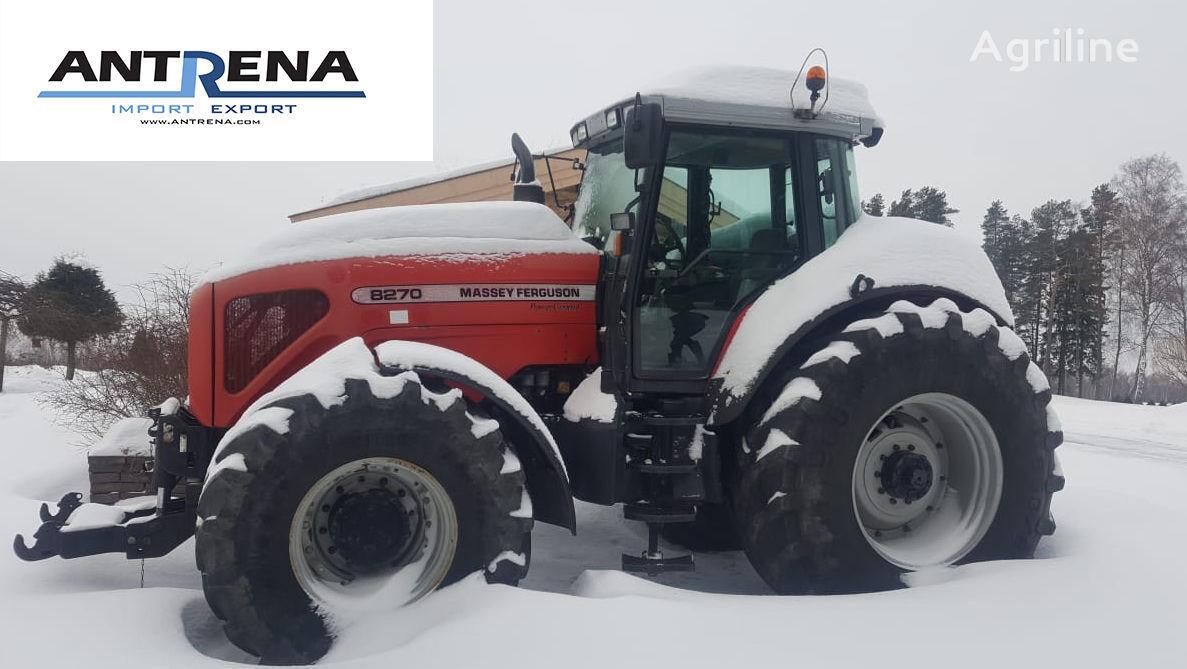 MASSEY FERGUSON 8270 wheel tractor