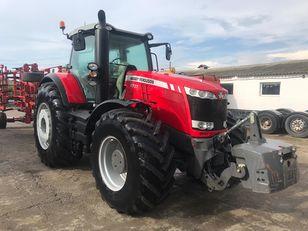 MASSEY FERGUSON 8737 wheel tractor