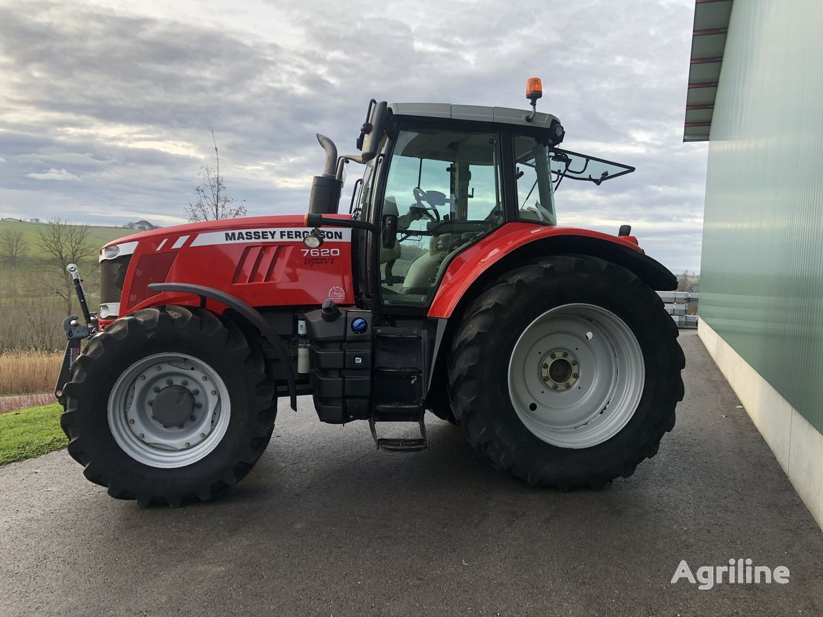MASSEY FERGUSON MF 7620 Dyna-VT Efficient wheel tractor
