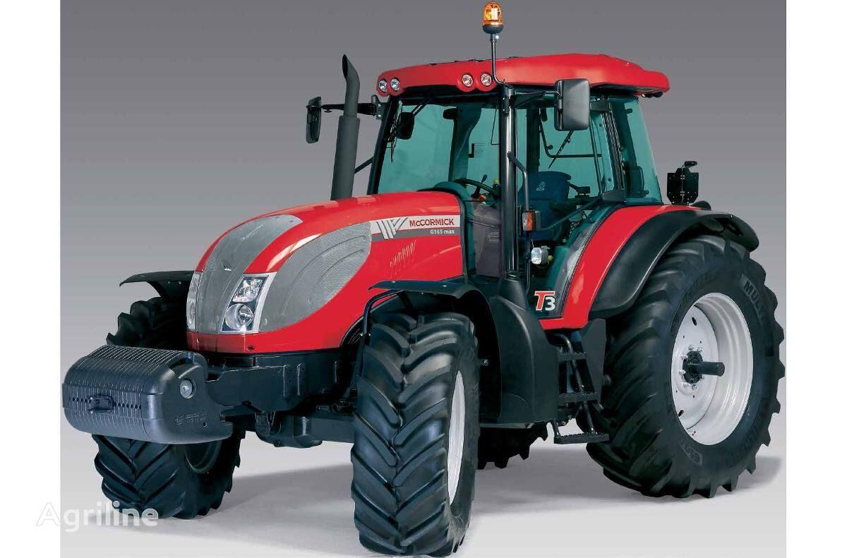 new MCCORMICK G135 wheel tractor