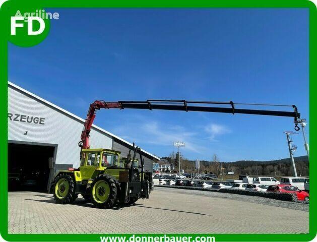 MERCEDES-BENZ Trac 1300 mit wheel tractor