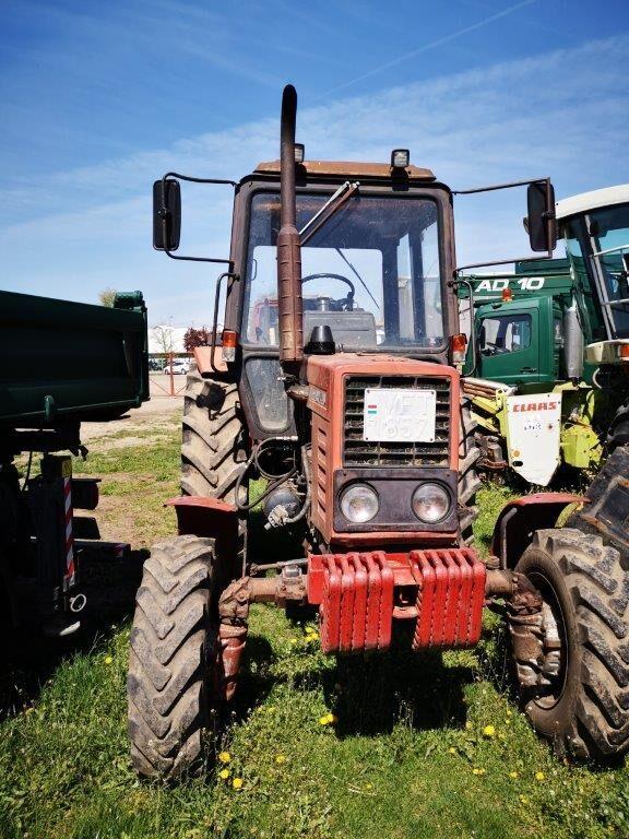 MTZ 892 wheel tractor