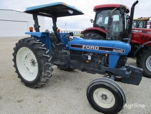 NEW HOLLAND 5030 2WD   wheel tractor