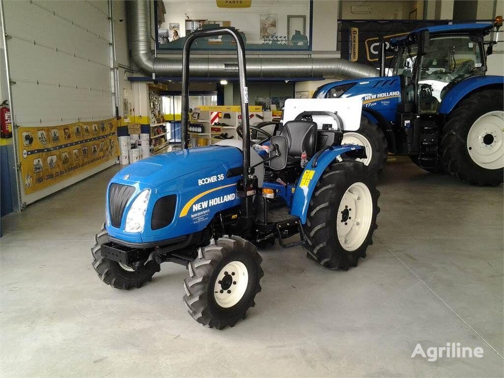NEW HOLLAND Boomer 35 wheel tractor