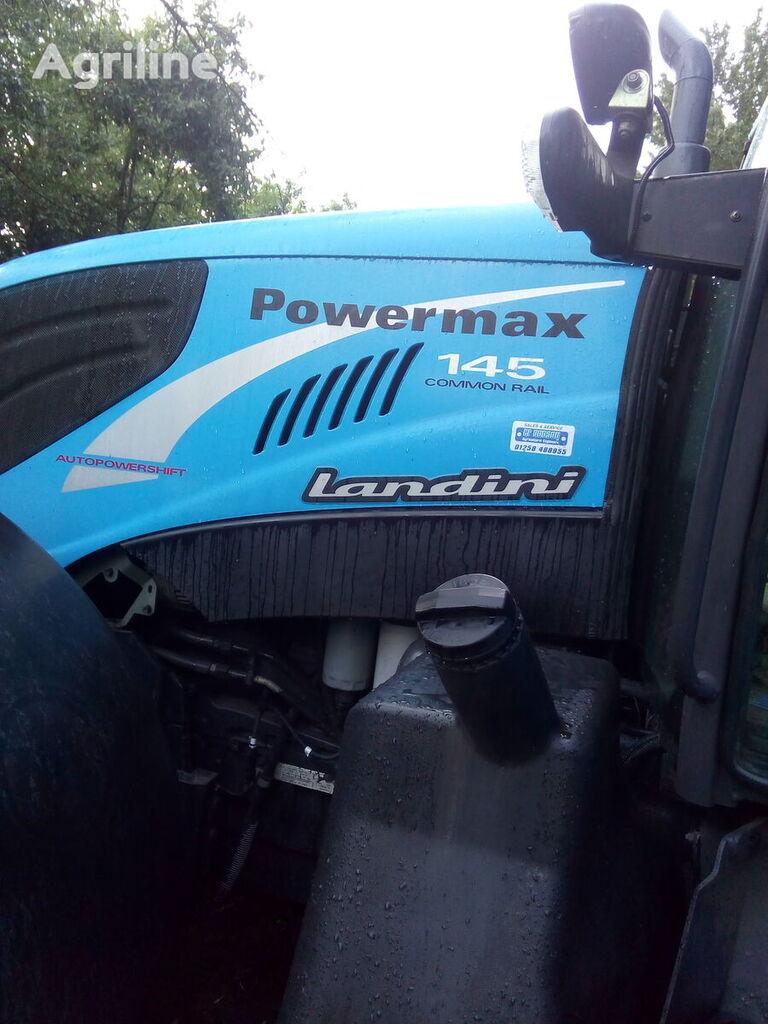 NEW HOLLAND E145 wheel tractor