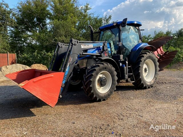 NEW HOLLAND T 7.200 wheel tractor