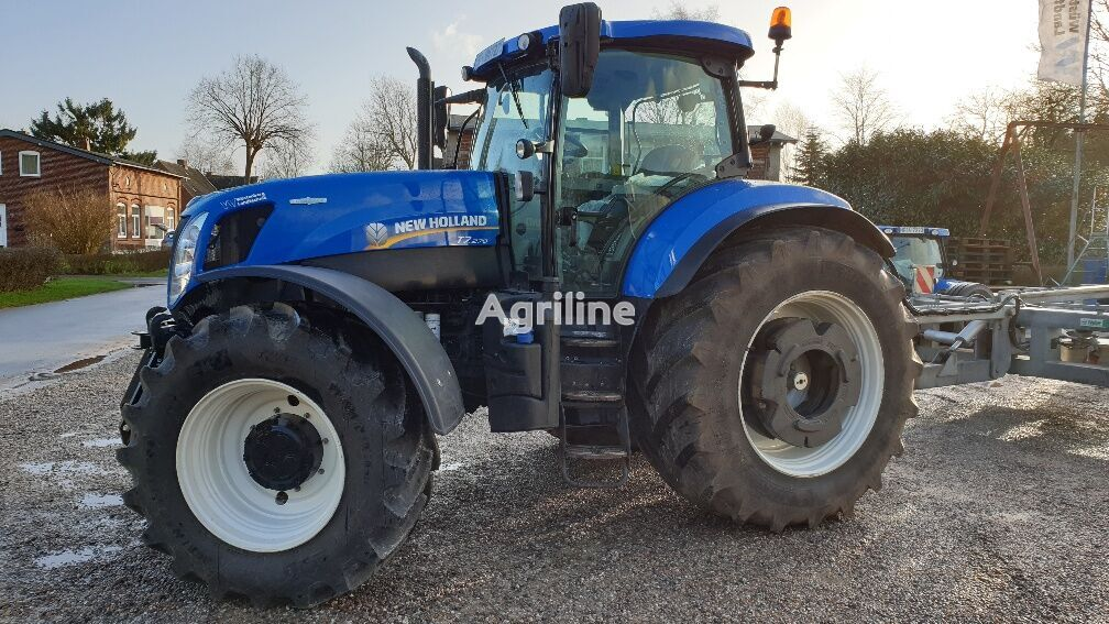 NEW HOLLAND T 7.270 AC wheel tractor