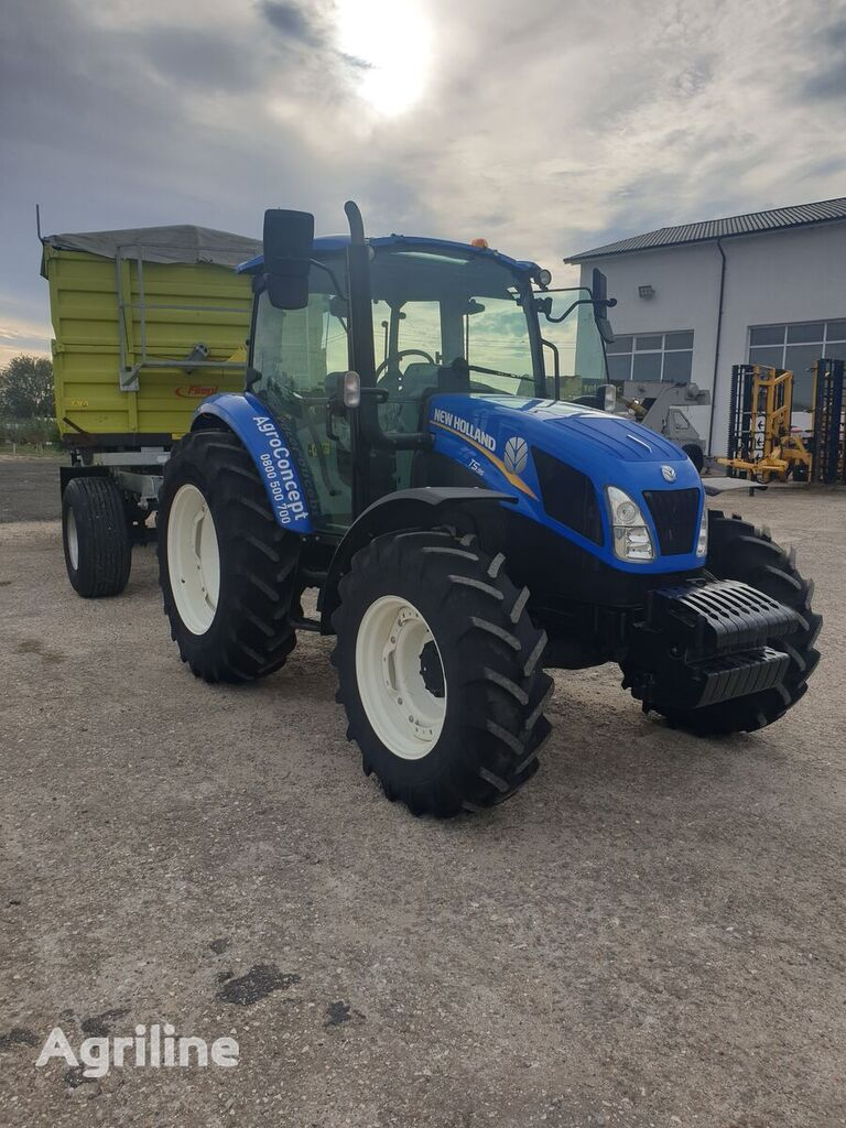 NEW HOLLAND T5.95 wheel tractor