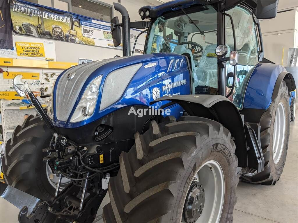 NEW HOLLAND T6.175 AutoCommand Blue Power Edition wheel tractor