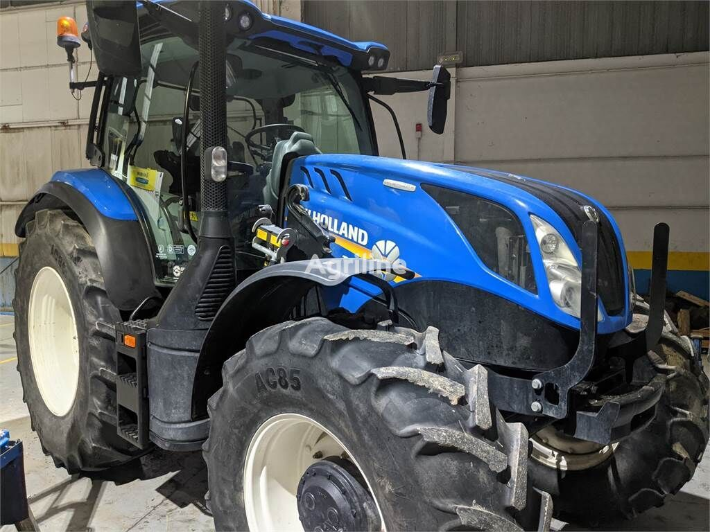 NEW HOLLAND T6.180 Dynamic Command wheel tractor