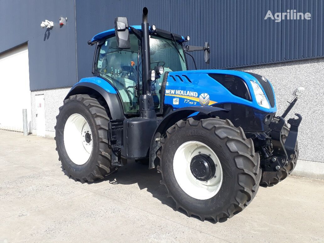 NEW HOLLAND T7.165 MY18 wheel tractor