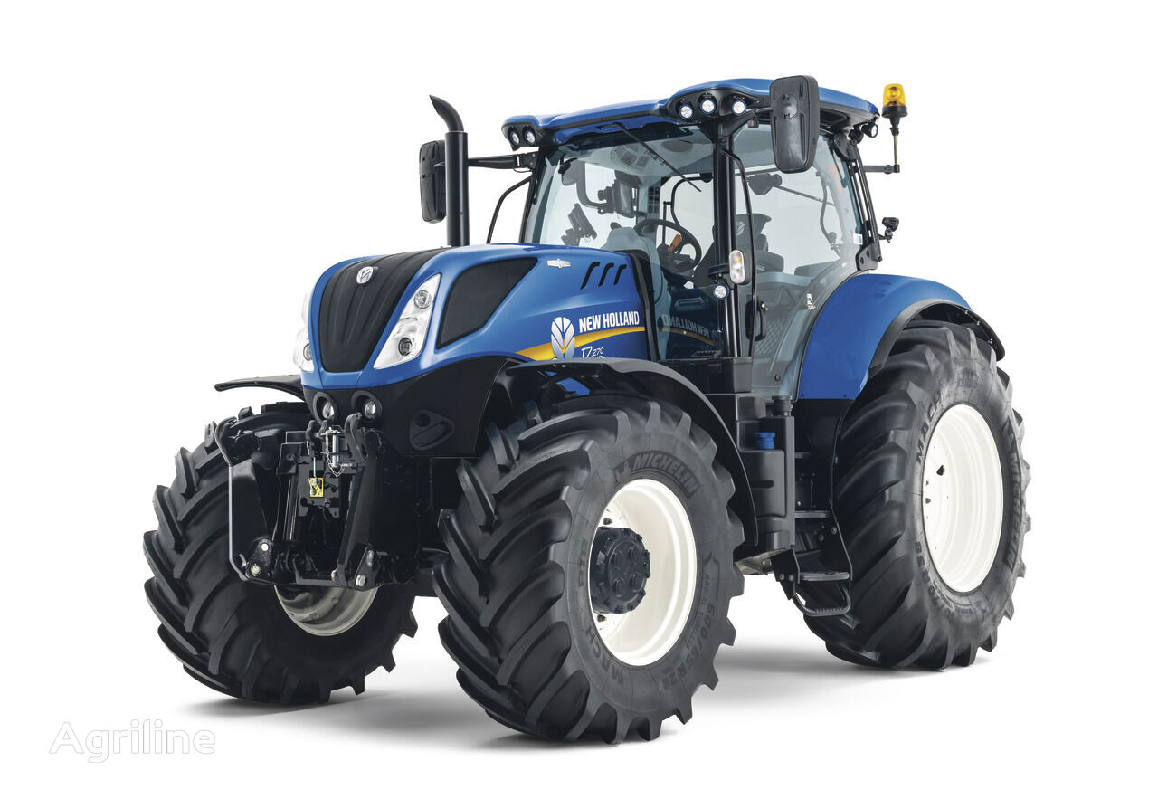 NEW HOLLAND T7.230 Classic Comfort Pack wheel tractor