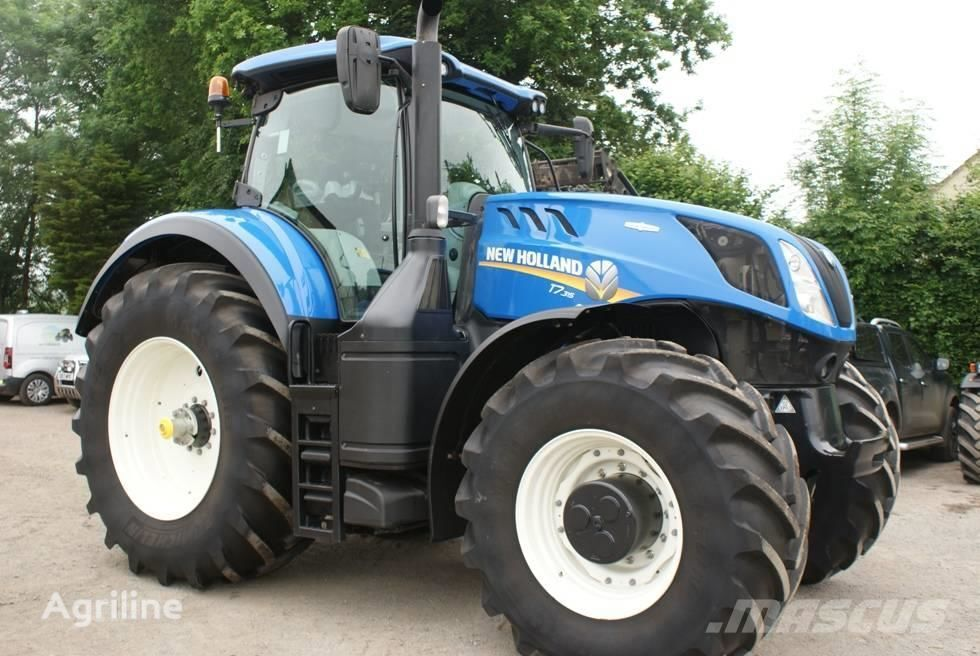 new NEW HOLLAND T7 315 wheel tractor