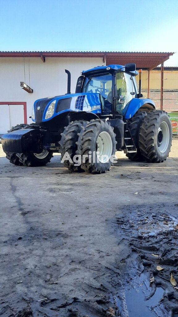 NEW HOLLAND T8.390 wheel tractor