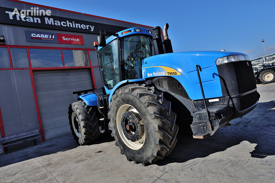 NEW HOLLAND T9050 wheel tractor