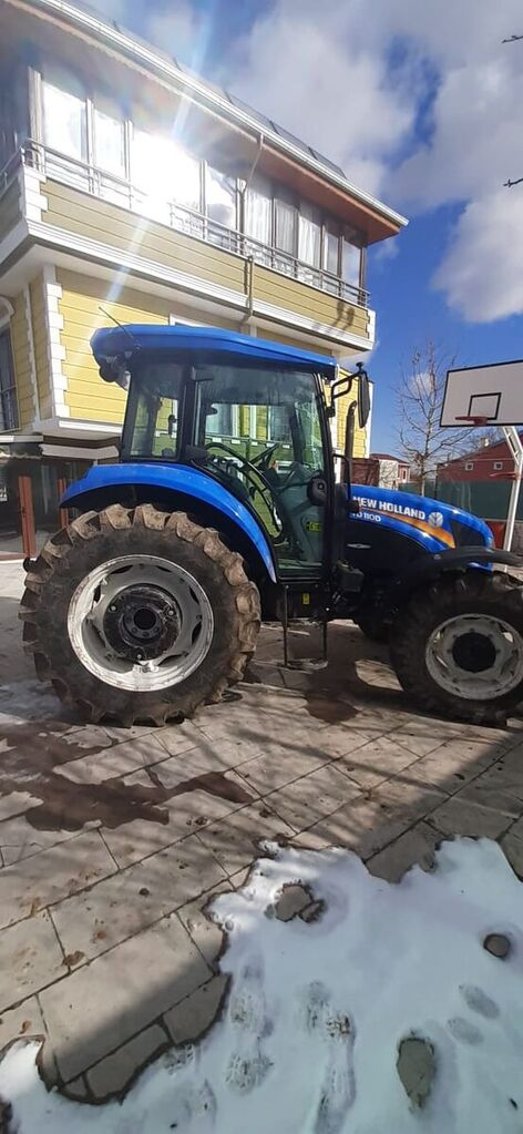 NEW HOLLAND TD 110 D wheel tractor
