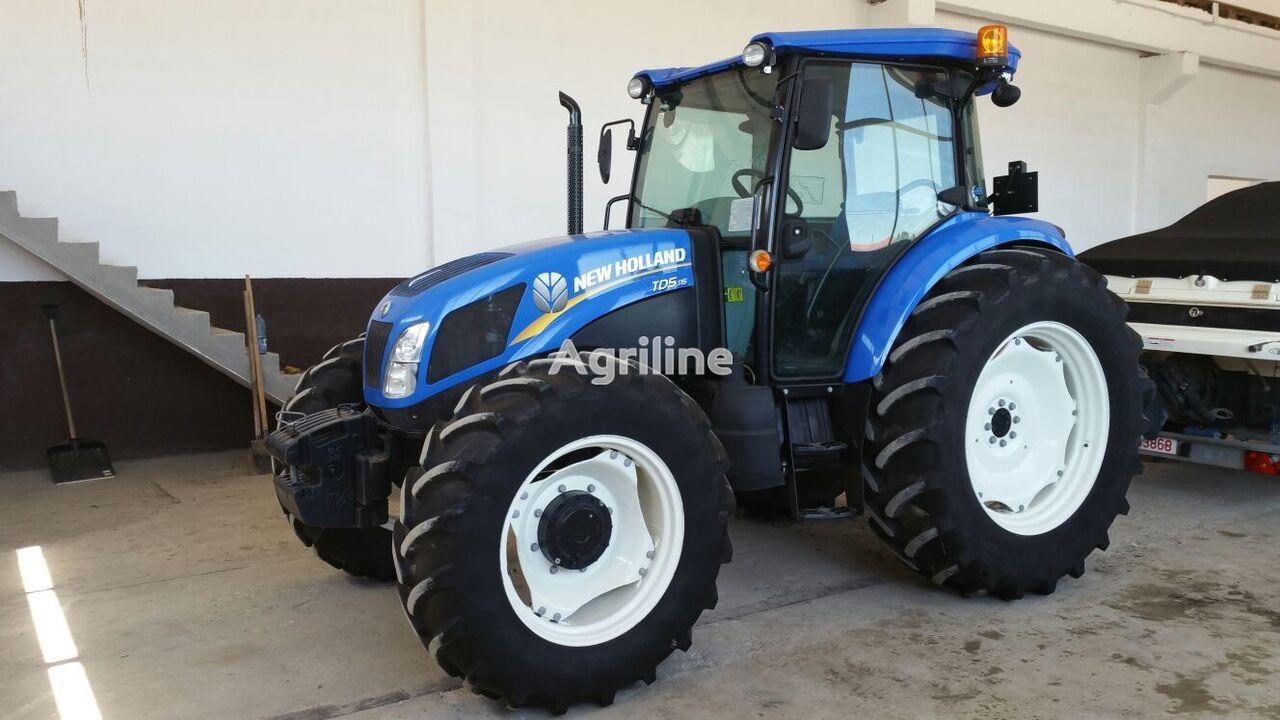 NEW HOLLAND TD5.115 wheel tractor