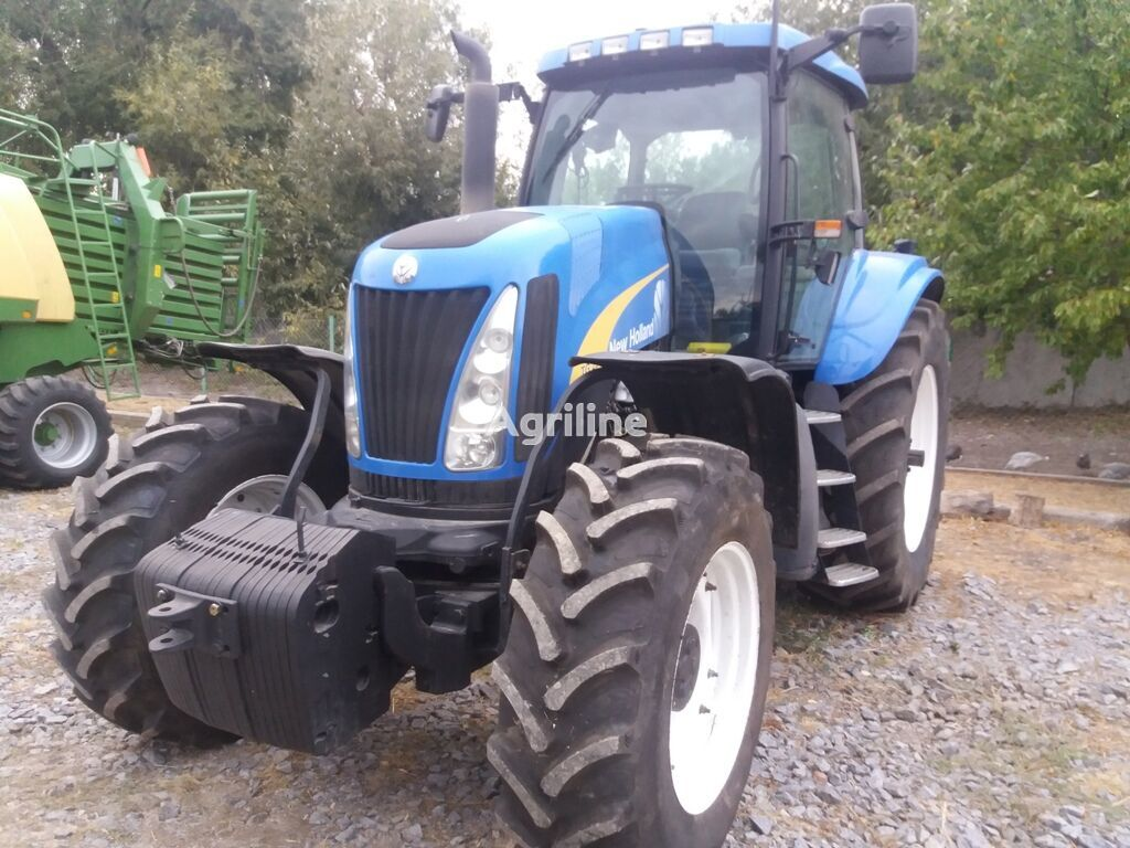 NEW HOLLAND TG 230 wheel tractor