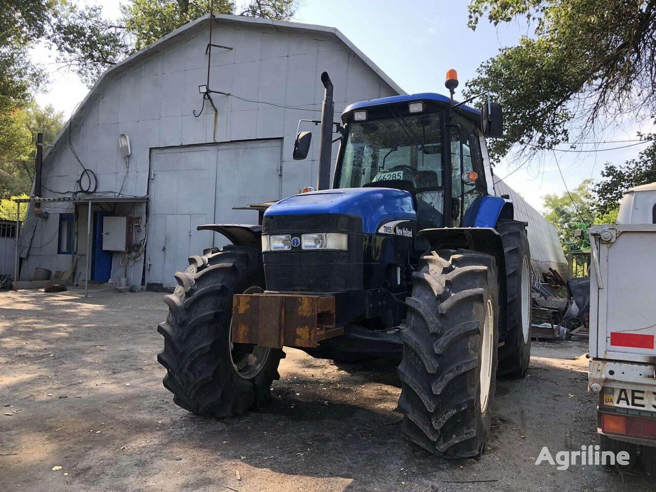 NEW HOLLAND TM155   wheel tractor