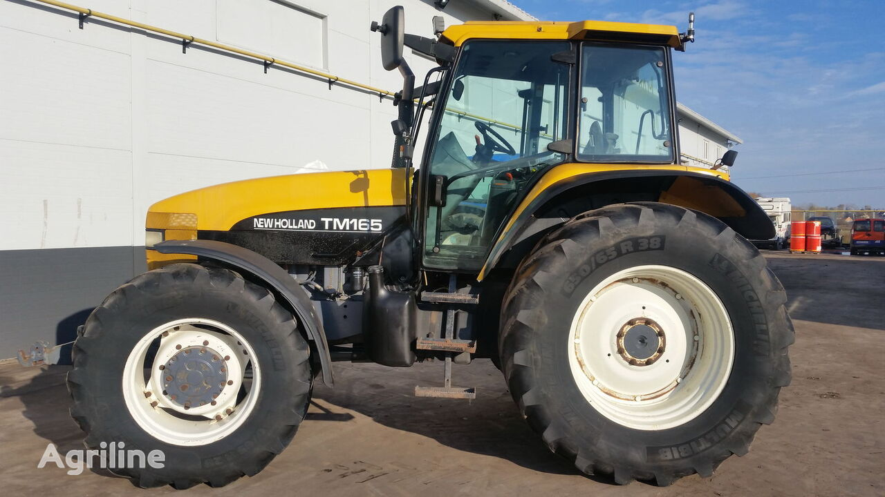 NEW HOLLAND TM165 wheel tractor