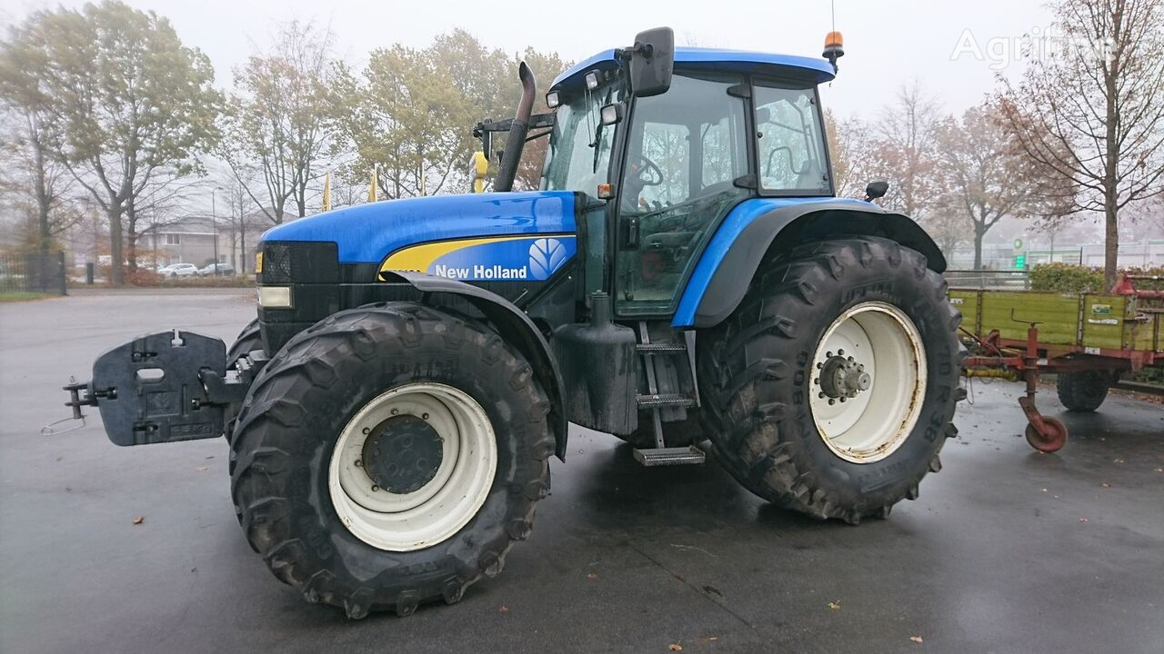 NEW HOLLAND TM190 wheel tractor