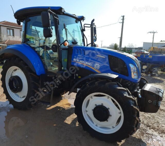 NEW HOLLAND TR5100 wheel tractor