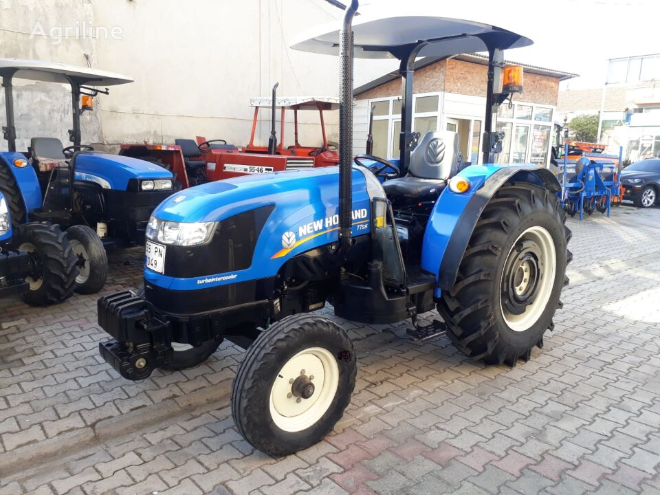 NEW HOLLAND TT55 wheel tractor