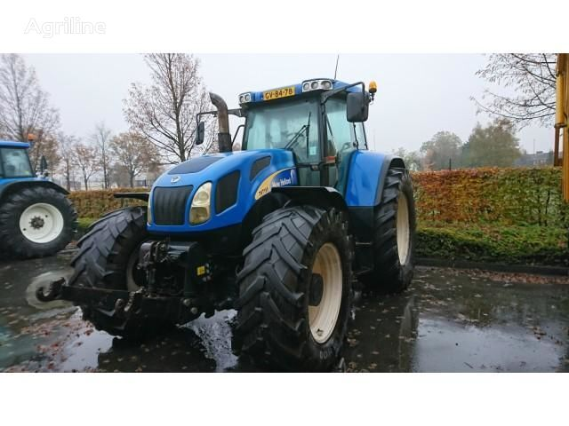 NEW HOLLAND TVT 195 wheel tractor