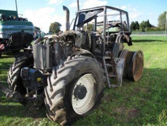 NEW HOLLAND  TVT 195 Parts,Części wheel tractor for parts