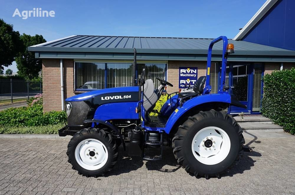new ONBEKEND 504-III wheel tractor