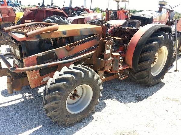 SAME Frutetto 75 para peças wheel tractor for parts