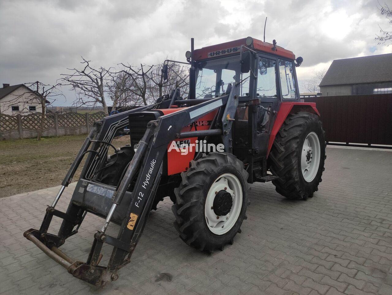 URSUS 4514 + TUR  wheel tractor