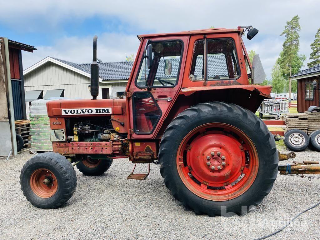 VOLVO BM 650  wheel tractor