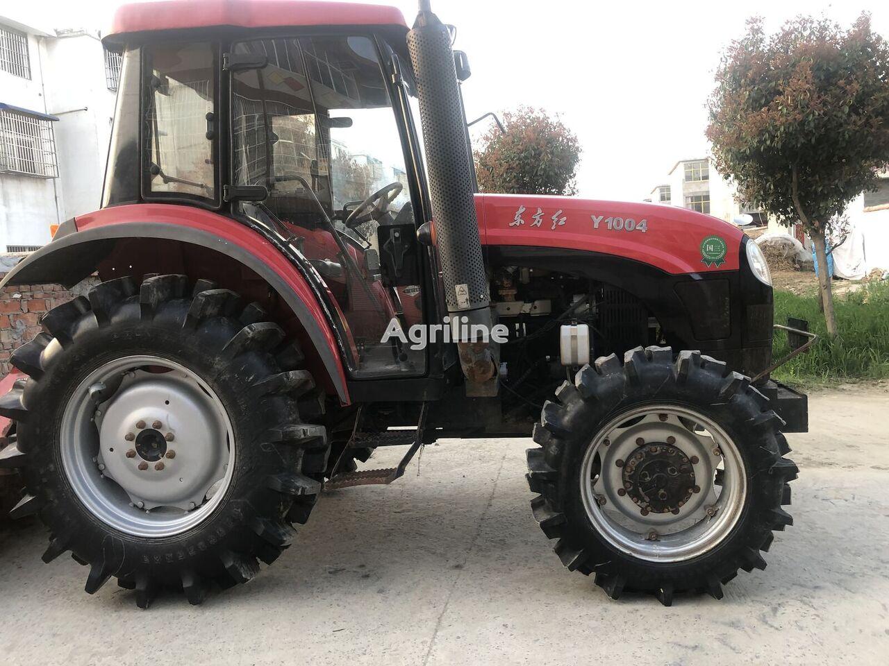 YTO 100HP  1004  wheel tractor