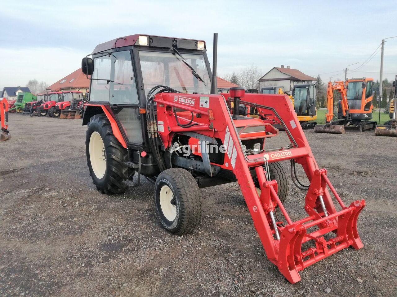 ZETOR wheel tractor