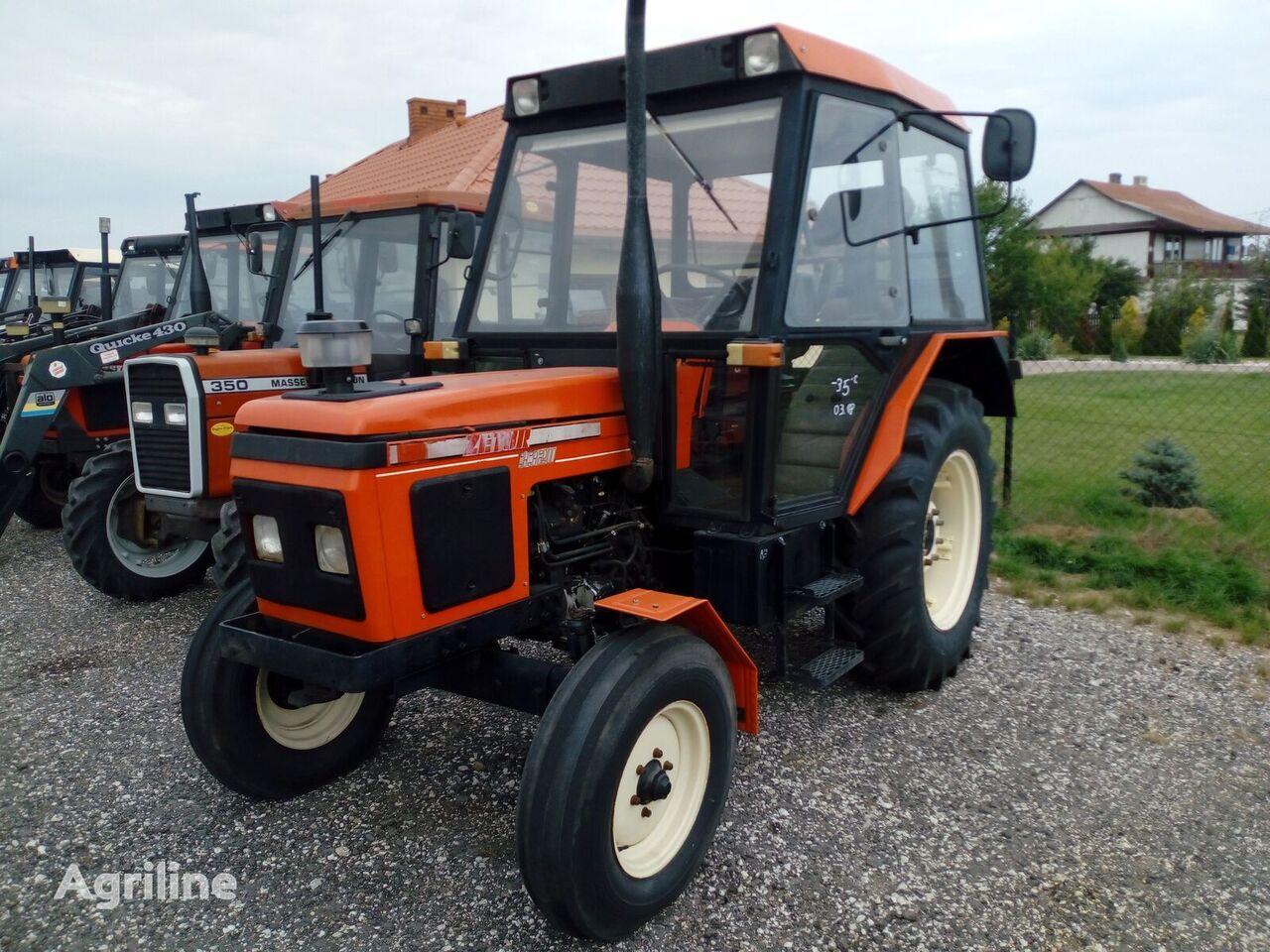ZETOR 3320 , 1993r wheel tractor